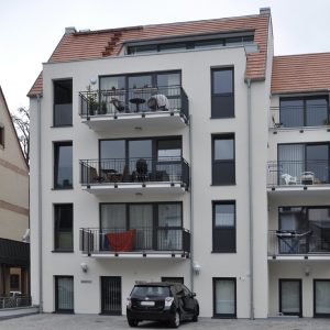 Fulda: Neubau Wohn- Und Geschäftshaus