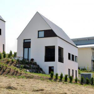 Petersberg: Neubau Einfamilienhaus Mit Carport In Almendorf