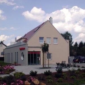 Sparkasse Edelzell: Neubau Sparkassenfiliale In Fulda-Edelzell