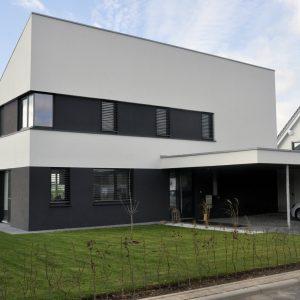 Dippertz: Neubau Einfamilienwohnhaus