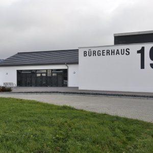 Niederbieber: Neubau + Umbau DGH
