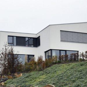 Eichenzell: Neubau Einfamilienwohnhaus