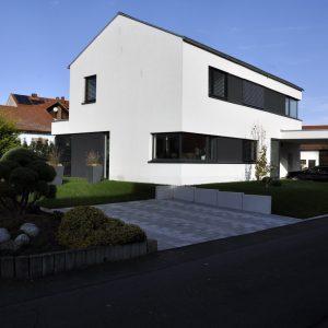 Burghaun: Neubau Einfamilienwohnhaus