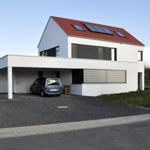 Hünfeld: Neubau Einfamilienwohnhaus