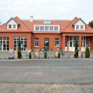 Wollgarnfabrik: Umbau Und Sanierung Denkmalgeschütztes Pförtnerhaus