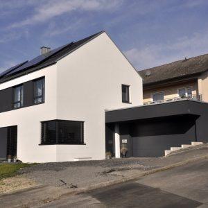 Künzell: Neubau Einfamilienwohnhaus