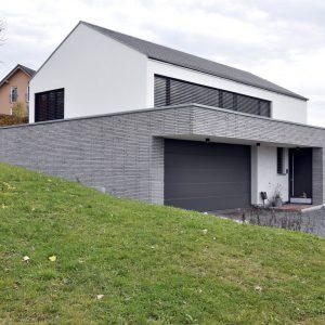 Künzell: Neubau Einfamilienwohnhaus In Bachrain