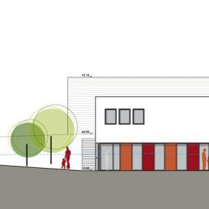 2019 - Künzell-Pilgerzell: Neubau Feuerwehrhaus
