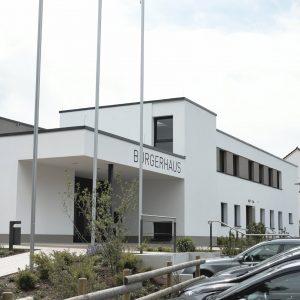 Fulda-Haimbach: Umbau Und Sanierung Bürgerhaus