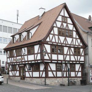 Fulda: Sanierung/Umbau Denkmalgeschütztes Fachwerkhaus